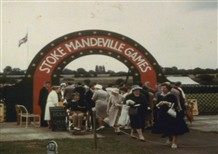 Photo:The Stoke Mandeville Games in the 1960s
